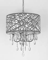 willa arlo interiors alverez 4 light crystal chandelier