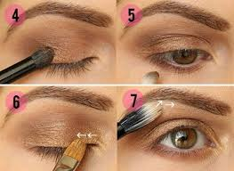 eye and eyeshadow middot natural makeup for brown eyes