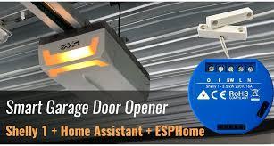 garage door opener smart sy 1