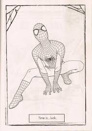 Small Picture Awesome Amazing Spider Man Coloring Pages Gallery Coloring Page