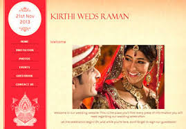Online Wedding Invite Template Free Designs And Templates Indian Wedding Websites Myshaadi In