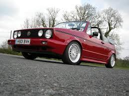 Anna's stunning Golf Mk1 Cabriolet Build thread: http://forums ...