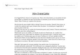 french ideal job gcse modern foreign languages marked by document image preview