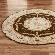 revealing round indoor rugs 6 foot washable rug designs