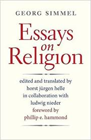 essays on religion society for the scientific study of religion  essays on religion society for the scientific study of religion monograph serie