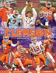 Guide Media Issuu Tigers Clemson Football By 2018 -