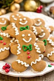gingerbread man cookies recipe.  Recipe Once Theyu0027re All Dressed You Can Enjoy Them As Is Or Package Up For  Friends Family Your Neighbors Print Gingerbread Men Cookies With Man Recipe M