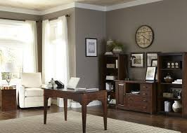 home office writing desk. Home Office Credenza With Poplar Solids \u0026 Birch Veneers In Tobacco Finish Writing Desk 6