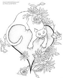 Coloring Page Printable From The Cover