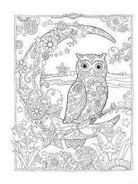 Moeilijke Kleurplaat Pauw Doodles Coloring Pages 2018 Professional