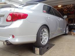 is 35mm offset too overflush? - Toyota Nation Forum : Toyota Car ...