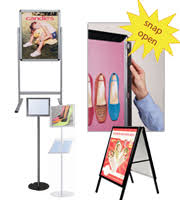 A Frame Display Stands Poster Stands Sign Stands OutdoorIndoor Message and Directory 14