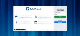 My Chart Access Duke Mycharts New Look Makes It Easier To Manage Your