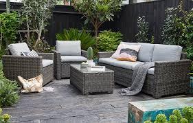 5 seater lounge set garden furniture