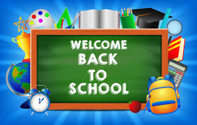 Image result for Welcome back to school