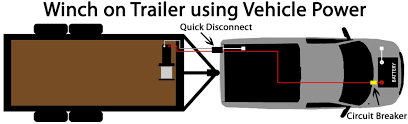 wiring diagram for trailer winch the wiring diagram power winch archive walleye message central wiring diagram