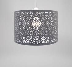 large metal laser cut chandelier universal ceiling light