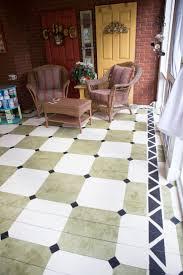 ... Floor Tiles For Porch Cheap Mosaic Tiles Painted Terrrace Patio Ideas  Colored Concrete: ...