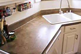 tile directly over formica countertops feather finish concrete three years later tile vs formica countertops lay