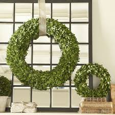 Preserving Tree Branches For Decoration Birch Lane Preserved Boxwood Wreath Reviews Birch Lane