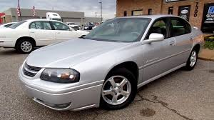 2004 Chevy Impala LS For Sale - YouTube