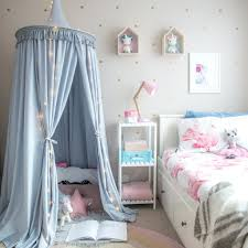 pink bed canopy with lights kids hanging play tent in light grey gorgeous  girls bedroom ideas