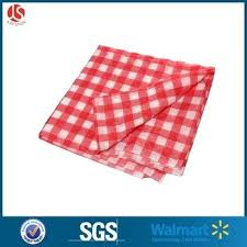 red and white checd tablecloth plastic tablecloths round