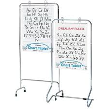 Pacon Calendar Weather Pocket Chart Pacon Corporation Adjustable Chart Stand Dry Erase Board