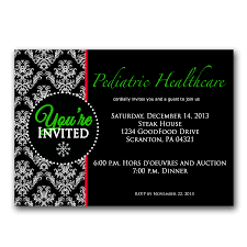 office party invite office party holiday invitation elegant christmas party invite damask birthday party invite formal invite 5x7 jpg file invite 15