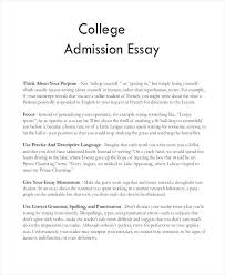 College Personal Essays Examples Personal Essays Examples Nursing