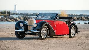Även i grundversionen var type 57 en mycket sportig bil som också passade för långa resor. 1938 Bugatti Type 57 Stelvio Cabriolet By Gangloff Vin 57569 Classic Com