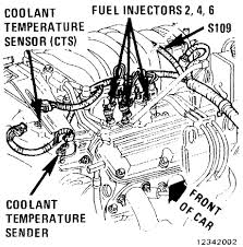 92 buick regal custom a c relay and use leads volts engine running graphic