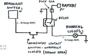 3500 park light relay? headlight switch dodge diesel diesel 97 Dodge Ram Headlight Switch Wiring Diagram just leave the normally closed momentary contact switch out of the circuit or wire it in, and be able to \