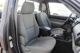 Toyota Tacoma Buckets Seats (Single Cab) with a Passenger Table ...