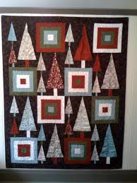 themeanderingquilter & Christmas trees, Christmas presents, and Figgy Pudding Adamdwight.com