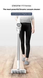 eu/ru Cổ) Toàn Cầu Phiên Bản Xiaomi Dreame V10 22000pa Hút Anti-quanh Co  Tóc Mite Làm Sạch Cordless Stick Máy Hút Bụi - Buy Máy Hút Bụi Không Dây,Xiaomi  Dreame V10,Cordless Stick