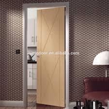 Modern Flush Door Designs China Interior Wood Flush Door Wholesale