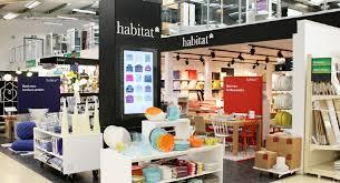 New mini Habitat store in Homebase Horsham Habitat