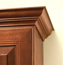 cabinet molding crown the finishing touch moulding home depot cabinets installing tops finis