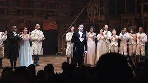 hamilton original cast s final performance curtain call photos