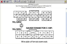 2000 honda accord cluster wiring diagram 2000 2000 honda accord temperature cluster diagram honda get on 2000 honda accord cluster wiring diagram