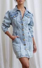 Acler Trunkshow | Moda Operandi | Denim fashion women, Denim fashion trends, Shirt outfit women