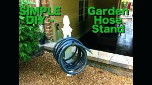 garden hose holder stake stand build a reel large size of in trendy storage metal garden hose stand home depot water holder