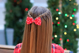 Lace Hair Style upward lace braid and sharethegift nativity feature cute girls 4453 by wearticles.com