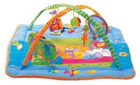<b>Развивающий коврик Tiny Love</b> Зоосад (0128002) — купить и ...