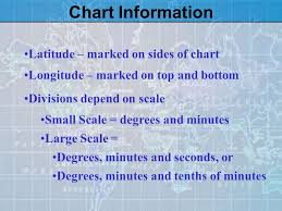 Navigation Nau 102 Lesson 5 Chart Corrections Objects Move