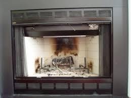 prefab fireplace doors home depot home design ideas
