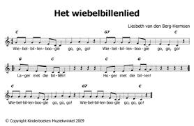 Het Wiebelbillenlied Bij Het Prentenboek De Wiebelbillenboogie