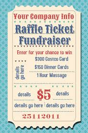 Raffle Ticket Poster Template Raffle Flyer Poster Template Event Flyer Templates Fundraising