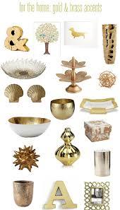Small Picture gold home decor ideaforgestudios